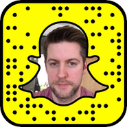 Mike McGrail Snapcode